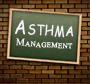 asthma management'